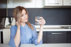 Как приучить себя пить воду