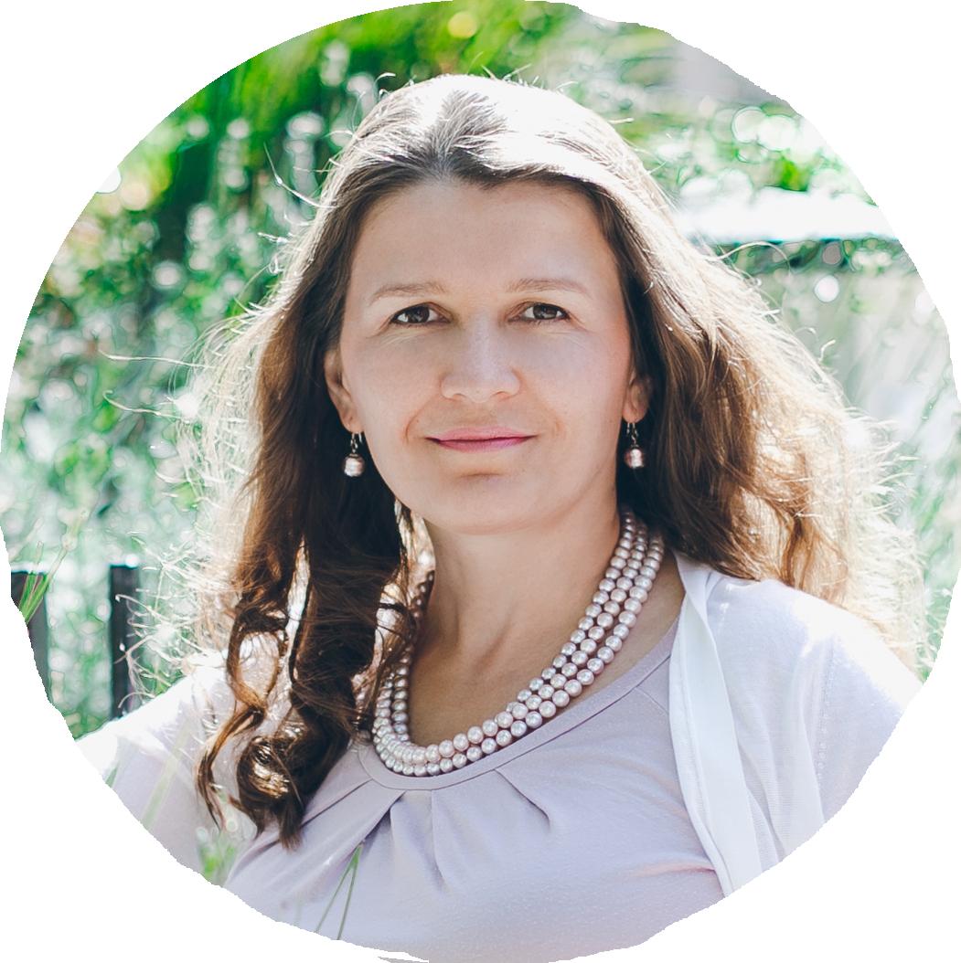 Галина Иевлева (фото автора)